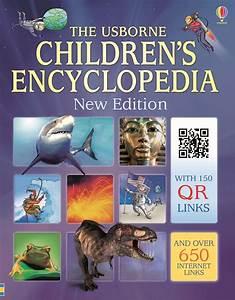 """Children's encyclopedia with QR links"" at Usborne ..."