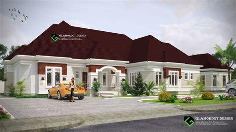 architectural design   proposed  bedroom bungalow   bq  port harcourt nigeria