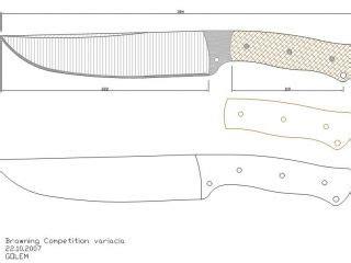 56 empresas y servicios relacionados con cuchillo. Plantillas para hacer cuchillos - Taringa! | Cuchillos ...