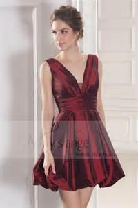 robes de mariã e bordeaux robe de soiree bordeaux