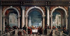 Feast in the House of Levi - Paolo Veronese - WikiArt.org ...