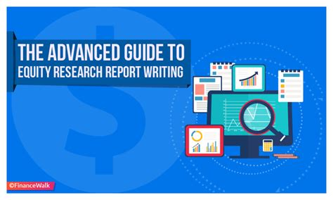 equity research report   writing guide