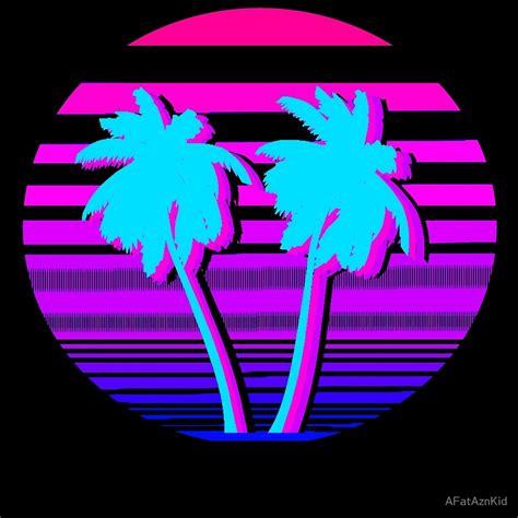 aesthetic palm trees  afataznkid redbubble