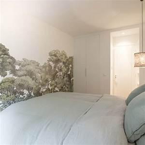 Tendance Papier Peint Couloir : habiller les murs de votre appartement tendance papier peint ~ Melissatoandfro.com Idées de Décoration