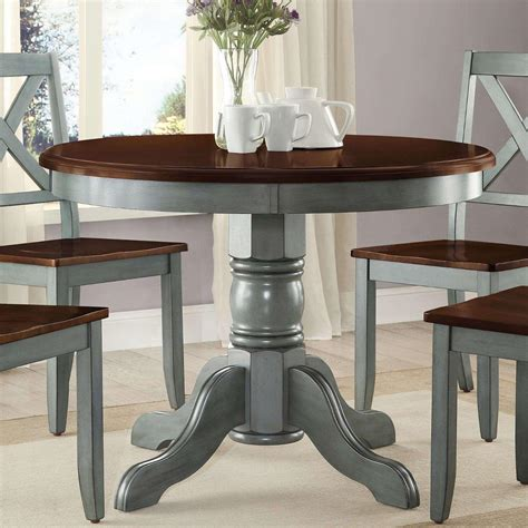 farmhouse dining table set rustic  dining room
