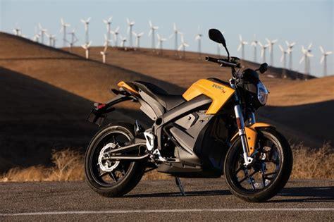 2017 Zero Electric Motorcycles