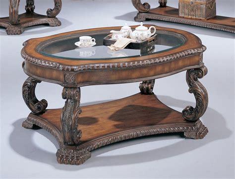 antique glass table ls massive antique coffee table glass top coffee tables