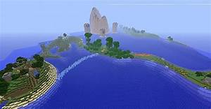 Island Survival Map -Just for Fun- Minecraft Project