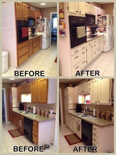 mobile kitchen cabinets rust oleum transformations light color cabinet kit 9 4179