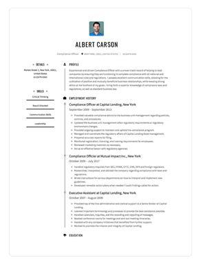 Concierge Resume Sle by Concierge Resume Sle Resumewhale