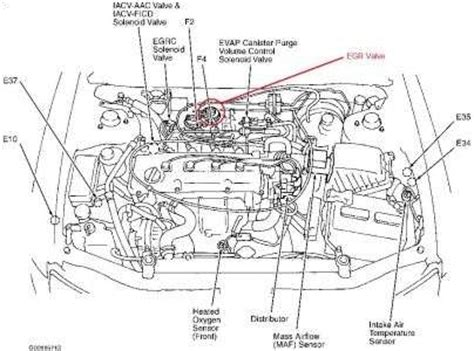 93 Altima Engine Diagram by Nissan Altima Vacuum Diagram Nissan Questions Answers