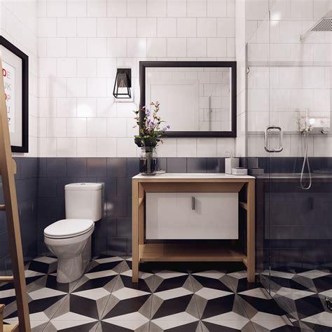 scandinavian bathroom design 10 stunning apartments that show off the beauty of nordic interior design