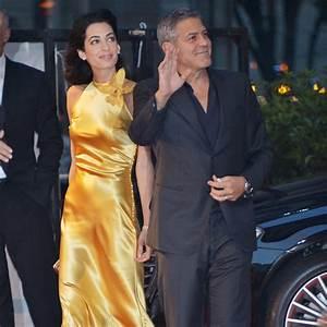 George Clooney et Amal Alamuddin : un retour aux sources ...