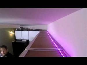 Crown Molding For Indirect Lighting How To Install Crown Molding With Indirect Lighting From