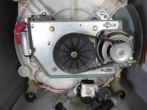 Kenmore 110 Series Washing Machine Drive Belt Replacement