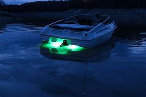 Rgb Led Underwater Boat Lights And Dock Lights