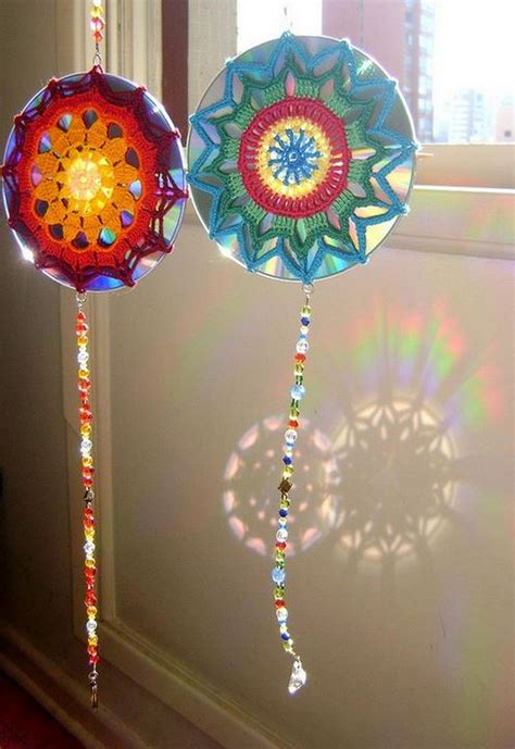 diy cd craft ideas with old cd 39 s diy craft projects