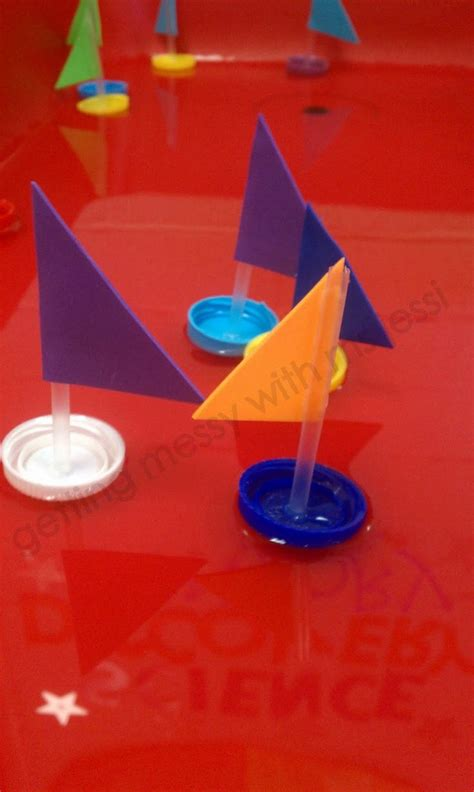 Water Transportation Crafts For Preschoolers Crafting