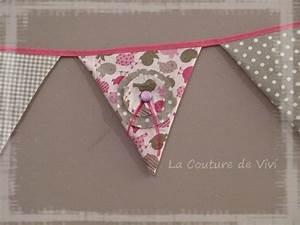 Guirlande Fanion Tissu : tuto couture guirlande fanions 13 ~ Teatrodelosmanantiales.com Idées de Décoration