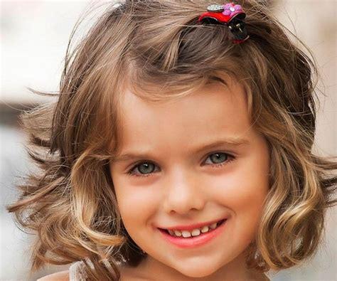 maedchen frisuren  ideen fuer einen kinderhaarschnitt