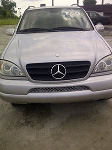 Mercedes Benz Ml320 Front Clip Fit 98