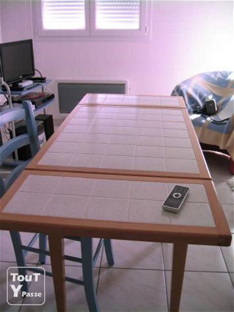 table cuisine carrel馥 table en bois avec carrelage issoire 63500