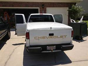 Purchase Used 2002 Chevrolet S10 Ls Extended Cab Pickup 3