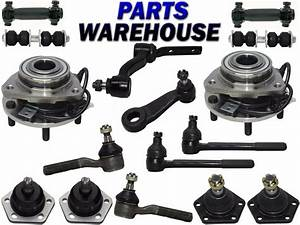 16 Pc Suspension Kit For Chevy Gmc Isuzu Blazer Bravada