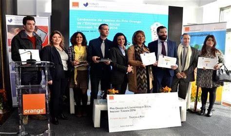 orange tunisie siege orange tunisie et yunus social business annoncent les
