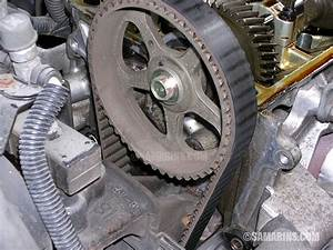 Timing Belt  Problems  Tensioner  What Happens If It