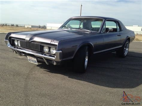 modded muscle cars 1967 cougar xr7 muscle car resto mod mustang quot no