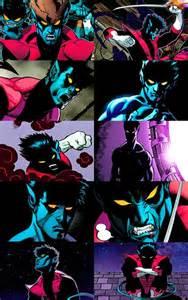 X-Men Nightcrawler Comic