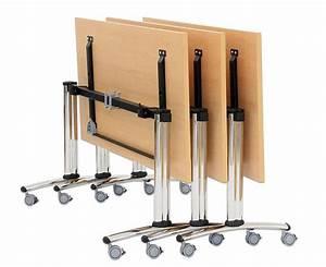 Tischplatte 140 X 80 : s ulentisch fahrbar und klappbar bxtxh 160 x 80 x 73 5 cm ~ Bigdaddyawards.com Haus und Dekorationen
