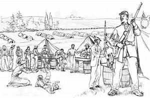 Civil War Coloring Pages To Print - Coloring Home
