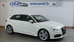Audi A3 5 Portes : audi a3 sportback 2 0 tdi 150ch fap s line occasion lyon neuville sur sa ne rh ne ora7 ~ Gottalentnigeria.com Avis de Voitures