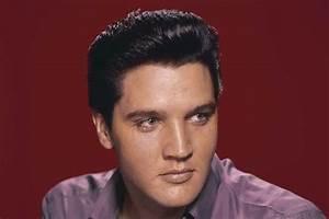 Elvis Presley39s Signature Black Quiff The Most Iconic