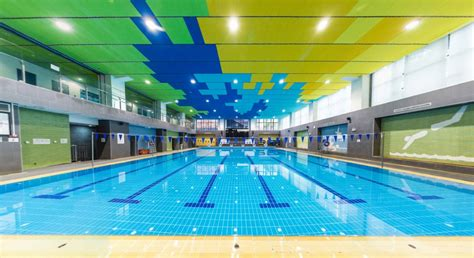 school facilities shanghai pudong