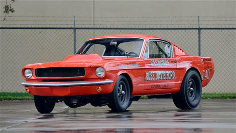 Mecum Auctions In Kissimmee Is Loaded With Vintage Drag