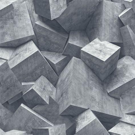 ugepa tapeta flizelinowa  beton klocki xm kupuj  obi