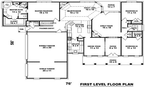 square foot house floor plans house plans square feet house plans sq ft