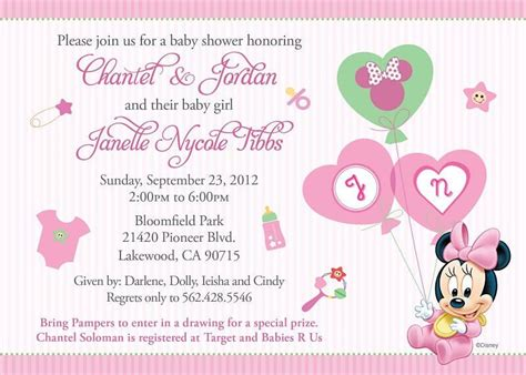 wording  baby shower invitation baby time