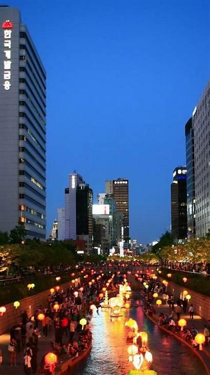 Korea Seoul Wallpapers South Desktop Backgrounds Korean