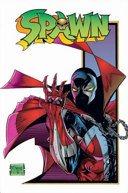 Spawn Comic Comics Issue Covers Books Mcfarlane