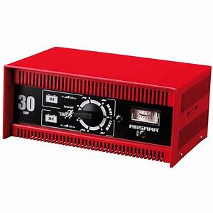 Absaar 12  24v 30amp Manual Battery Charger For