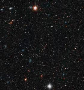 Hubble Starfield Wallpaper - Pics about space
