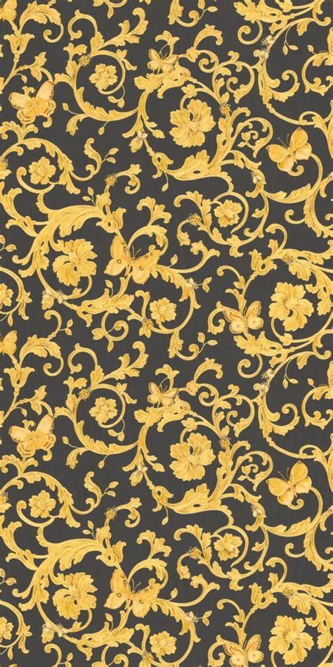 fondos de pantalla negro  dorado super elegantes