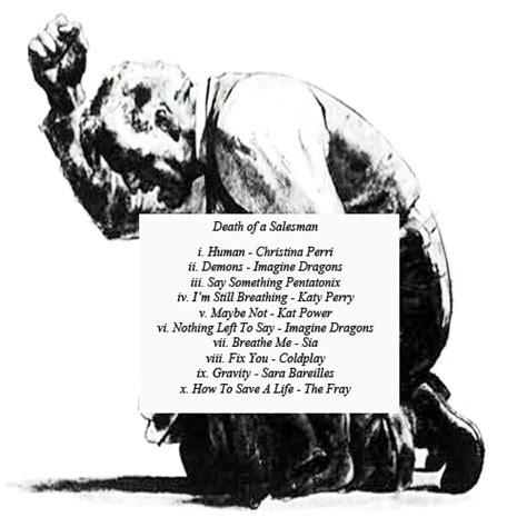 tracks radio death   salesman  songs