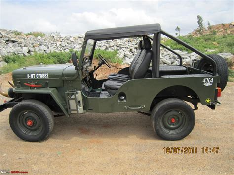 indian jeep mahindra mahindra bolero modified registered used jeep mahindra