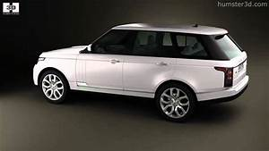 Land Rover Range Rover  L405  2014 By 3d Model Store
