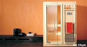 Minibar Für Zu Hause : heimsauna kleine raumwunder sauna zu hause ~ Bigdaddyawards.com Haus und Dekorationen